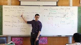 Properties of Definite Integrals (4 of 4: Piecemeal functions)