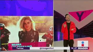 Stefano Gabbana insulta a Selena Gómez | Noticias con Yuriria Sierra