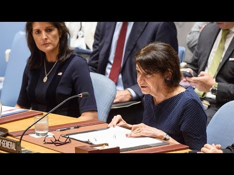 Continued Signs Of Nuclear Weapons In DPR Korea - Briefing To UN Security Council