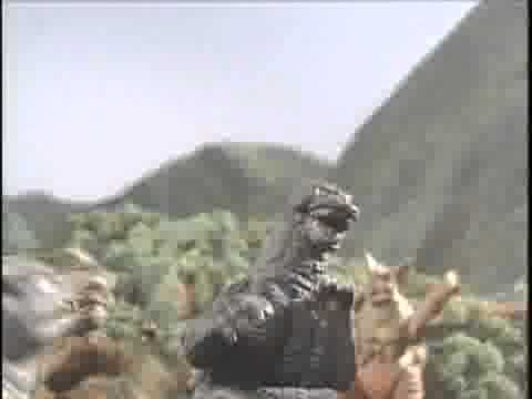 Godzilla Island Dance Party Youtube