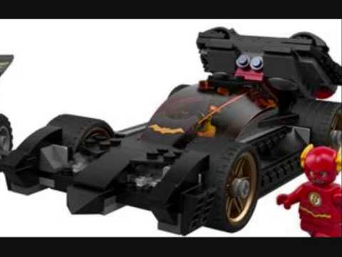 NEW 2014 January LEGO Batman Riddler Chase Set! - YouTube