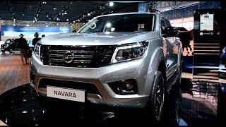 Nissan Navara 2019 interior