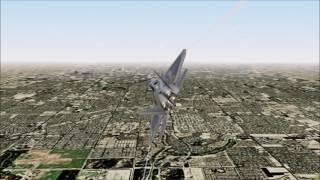 Jane's USAF on Windows 10 64bit -not perfect-
