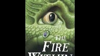 The Fire Within-Book Trailer (School Project)