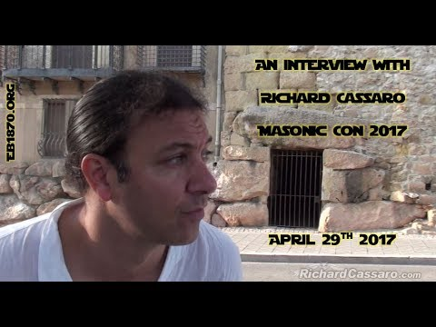 Masonic Con 2017 - An Interview with Richard Cassaro