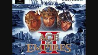 age of empires ii music the unknown