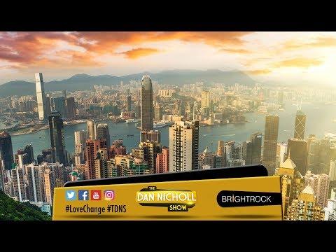 Goodbye South Africa, hello Hong Kong!