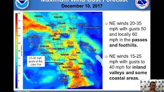 Santa Ana Winds Update - NWS San Diego