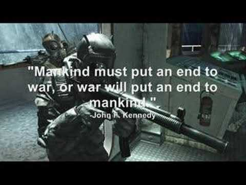 call of duty 4 modern warfare war quotes