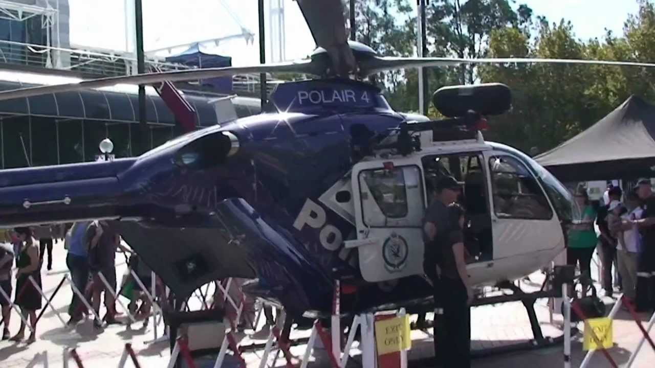 NSW Police Helicopter