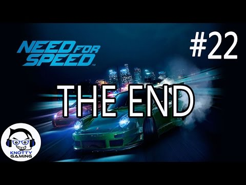 Need For Speed 2015 Gameplay - Final Mission & Ending (Part 22)