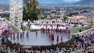 Guelaguetza 2014, San Juan Bautista Tuxtepec, Papaloapan (Flor de Piña)