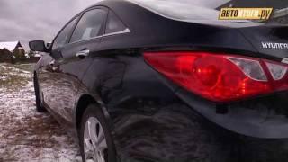 Hyundai Sonata Тест-Драйв