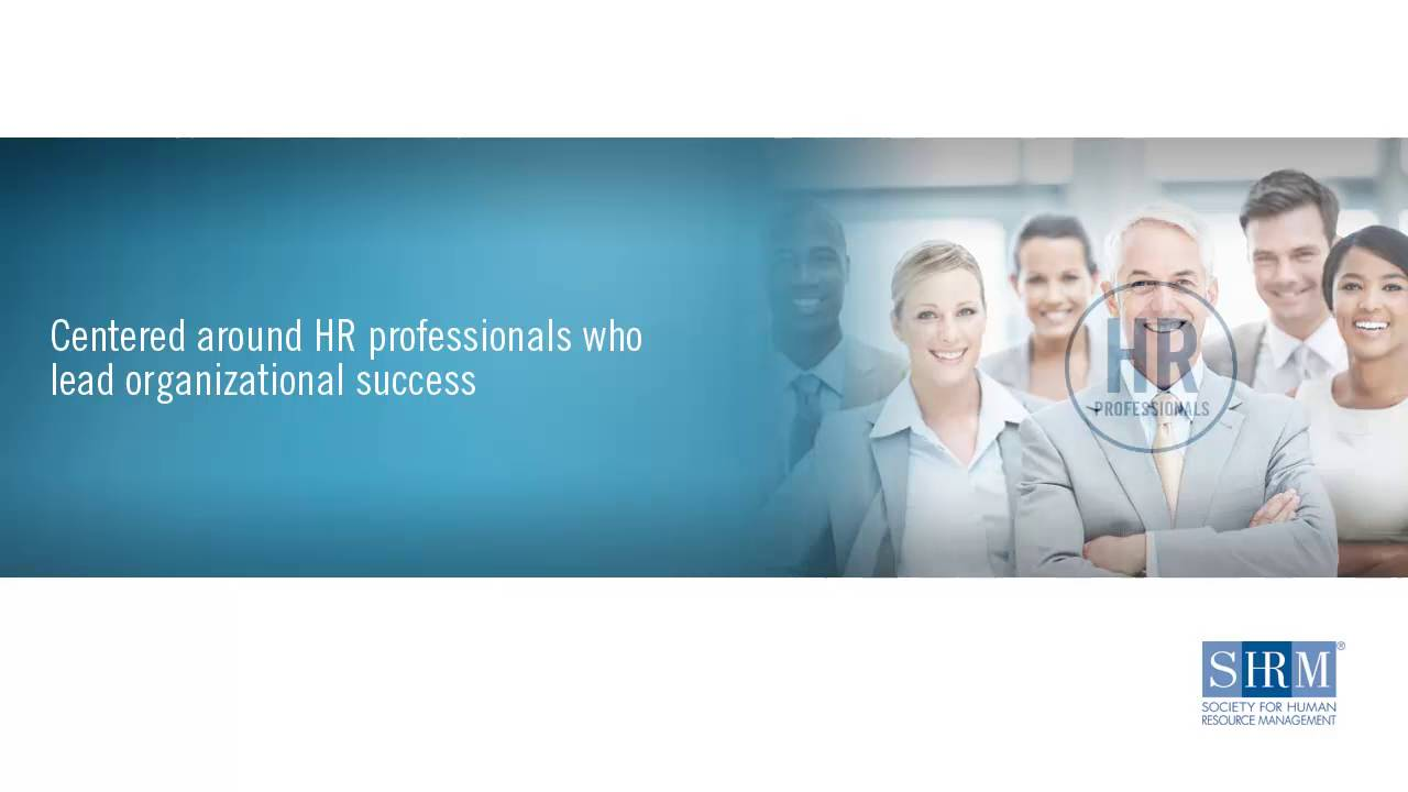 Shrm Certifications Overview Youtube