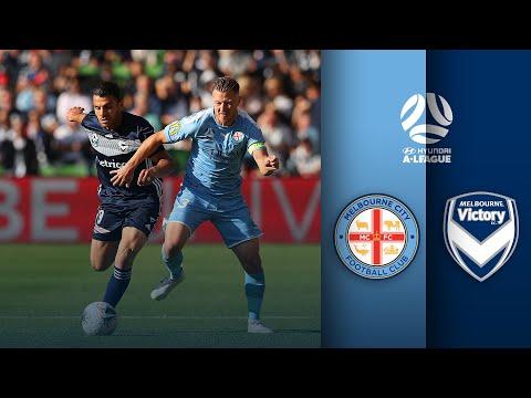 Melbourne City FC Vs Melbourne Victory Highlights   A-League Round 11