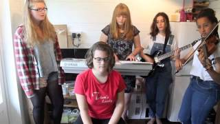 Gambar cover What Did You Do-Gabrielle Aplin Cover (cover up the dark)