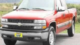 Used 2002 CHEVROLET SILVERADO 1500 Fortuna CA