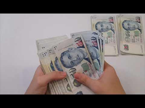 Count Singapore Dollar S$5000