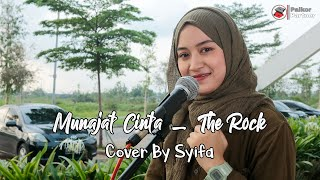 Download Mp3 MUNAJAT CINTA THE ROCK COVER BY SYIFA AZIZAH