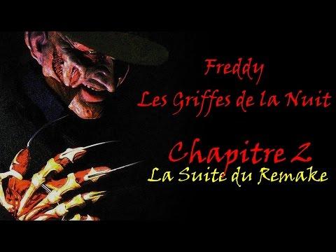 Freddy Les Griffes De La Nuit - Chapitre 2 - La Revanche poster