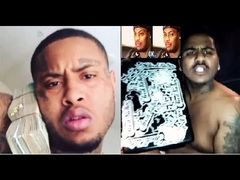 "Young Cartel Holds Waka's Producer ""Southside"" Laptop for $50K Ransom + Snitching Paperwork Drops!"
