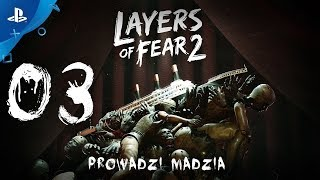 "[PS4] Layers of Fear 2 #03 - ""A to ja mam przed nim uciekać?!"""
