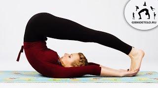 Упражнение для спины: вытяжение и укрепление(Комплекс упражнений, направленный на развитие гибкости позвоночника и укрепление мышц, проходящих вдоль..., 2013-01-19T13:25:18.000Z)