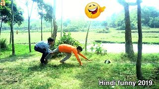 #atm#hindi_fun#indian_new_fun Indian New funny  video😆_😅Hindi Comedy videos 2019-Epised-05-Indian