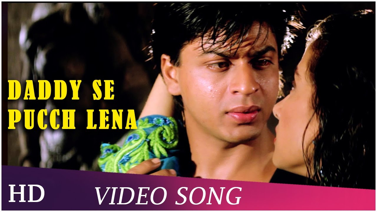 Download Daddy Se Poochh Lena   Guddu (1995)   Shah Rukh Khan   Manisha Koirala   HD