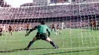 1978 Real Madrid vs Valencia (2-1) Partido Ida Liga Española 78/79 - Santiago Bernabeu