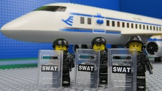 Lego SWAT - The Plane Robbery✈