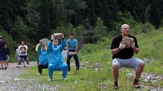 Как мужская сборная Казахстана готовится к Олимпиаде
