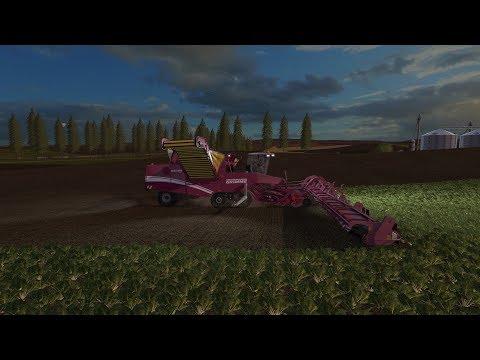 RIVER VALLEY PRODUCTION MAP | Farming Simulator 17
