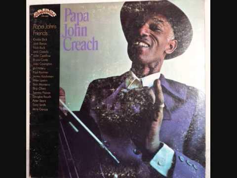 PAPA JOHN CREACH -  Self Titled - side 1