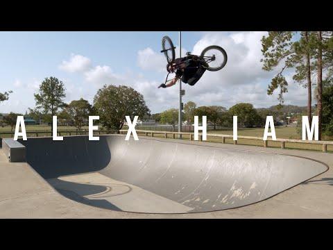 ALEX HIAM - ELANORA 2020