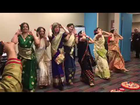 Bihu celebration @ Center for Newcomers Canada