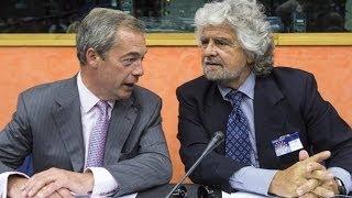 Intervento di Beppe Grillo al Parlamento Europeo [INTEGRALE] - 01/07/14