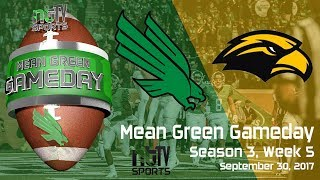Mean Green Gameday - Season 3, Week 5 at SoMiss