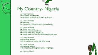 My country nigeria.wmv