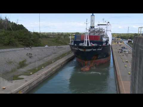 Positive for St Lawrence Seaway