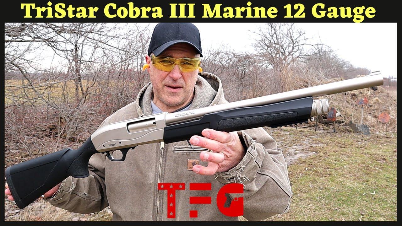 Download TriStar Cobra III Marine 12 Gauge Shotgun - TheFirearmGuy