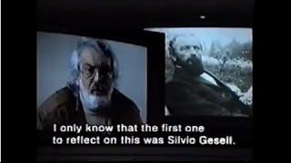 Michael Ende (Momo) über Silvio Gesell und alternative Geldsysteme