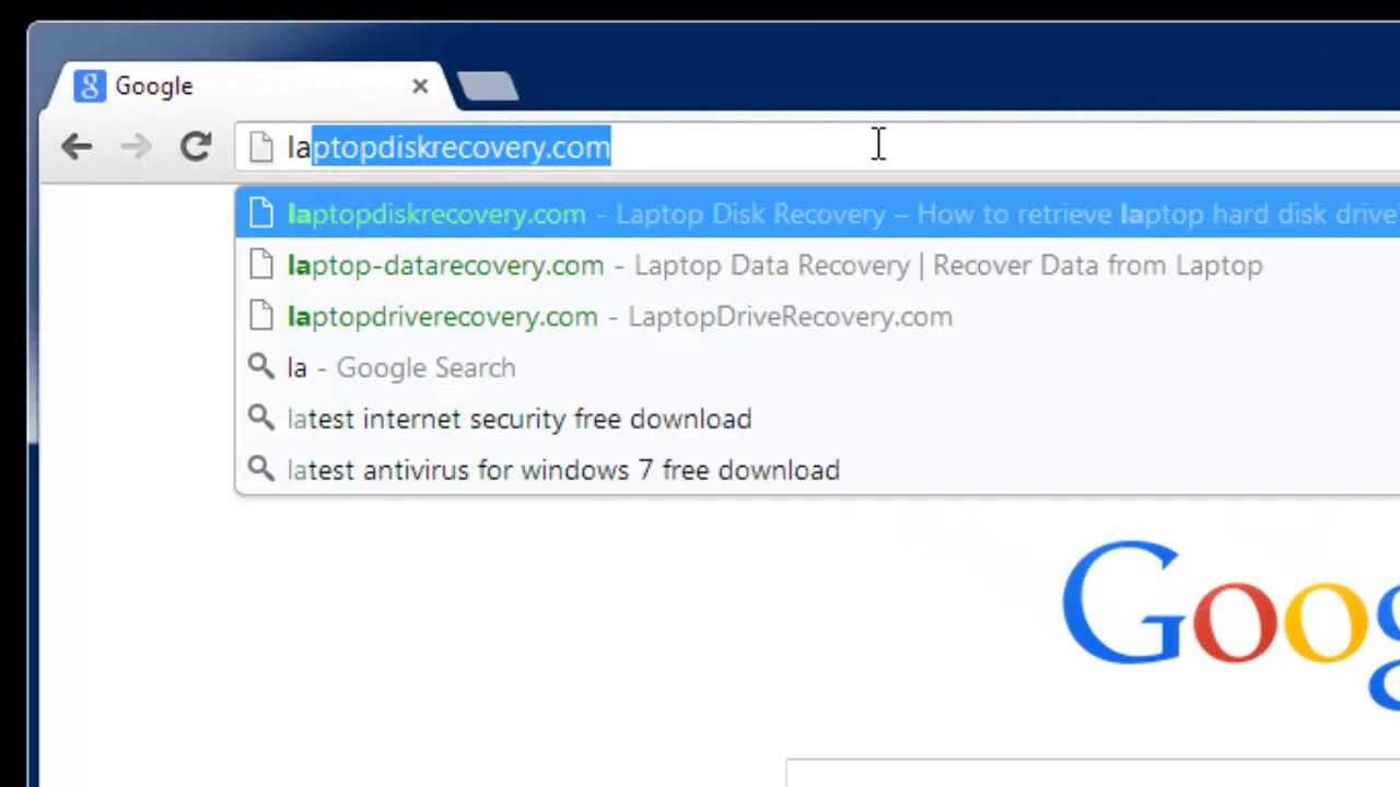 Recover Data from Toshiba Laptop Hard Drive in Easy Steps - YouTube