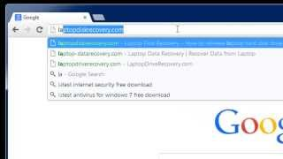 Recover Data from Toshiba Laptop Hard Drive in Easy Steps