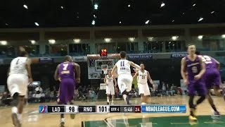 highlights duje dukan 25 points vs the d fenders 3 23 2016