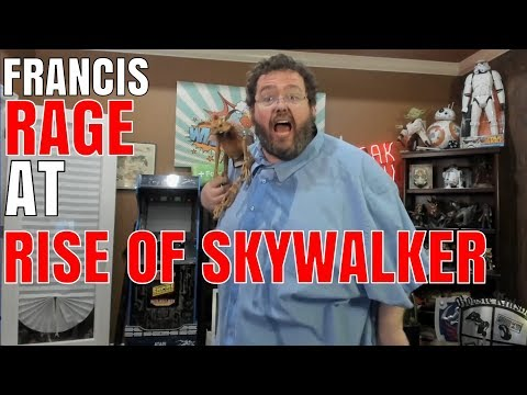 Francis REACTS to Star Wars: Rise of Skywalker - Review!