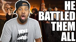 [ REACTION ] Alexander the Great vs Ivan the Terrible & ERB Behind the Scenes