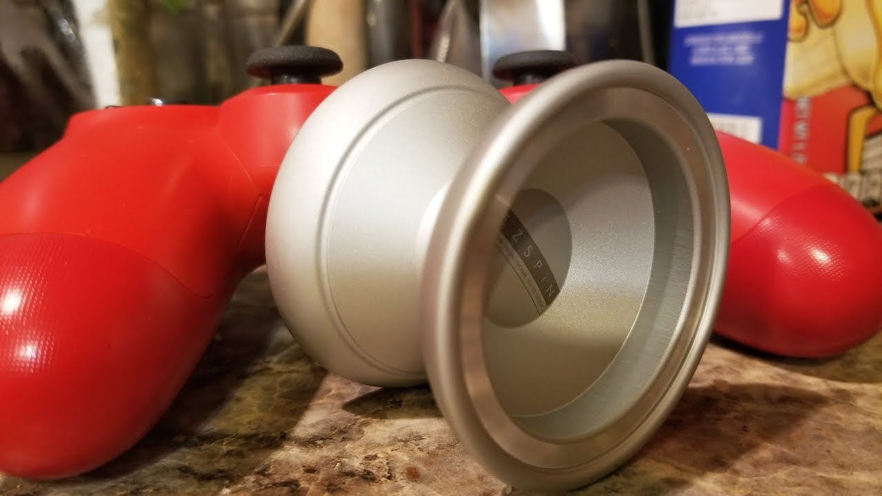 VOSUN EZspin Yoyo Unboxing And Review