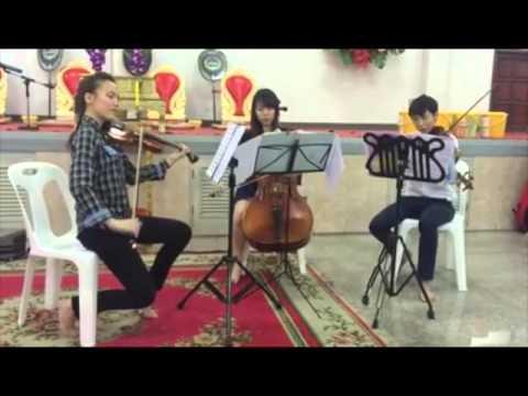 เทียน มี มี่ Tian Mi Mi (String Trio Version)