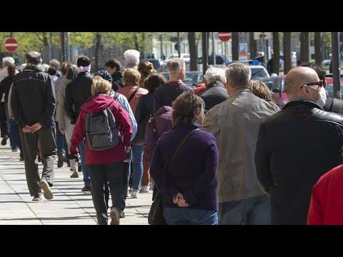 Déconfinement: réouverture de certains magasins en Allemagne et au Danemark